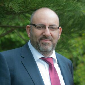 Thanos Papathanasiou, Lead Clinician for Bourn Hall