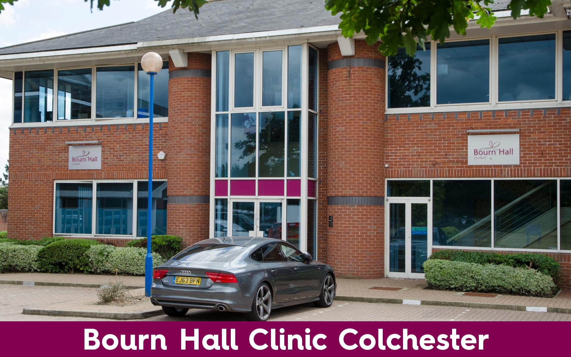 Bourn Hall Colchester