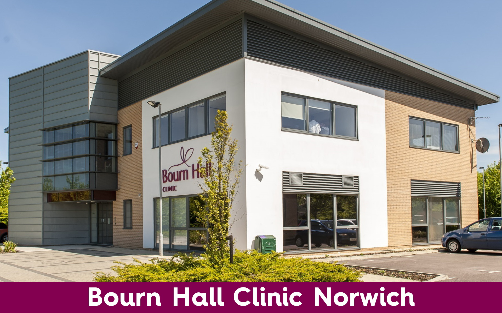 Bourn Hall Norwich