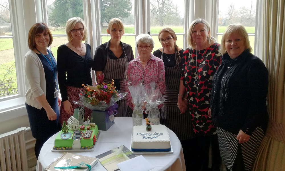 Sylvia Walker retires from Bourn Hall Clinic