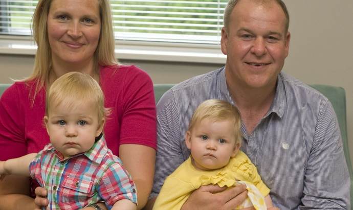 IVF success on the fifth attempt, after unexplained infertility