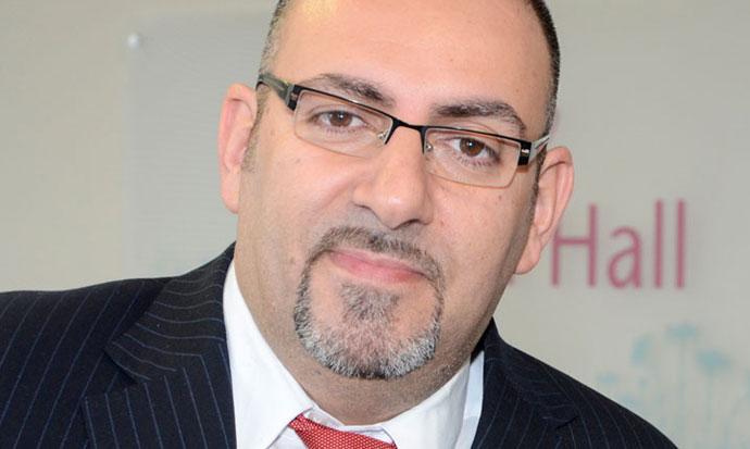 Dr Thanos Papathanasiou, Regional Lead Clinician