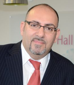 Dr Thanos Papathanasiou, Lead Clinician, Bourn Hall Clinic Norwich
