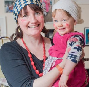 Abigail and Molly - Choosing to become a single mum with IVF