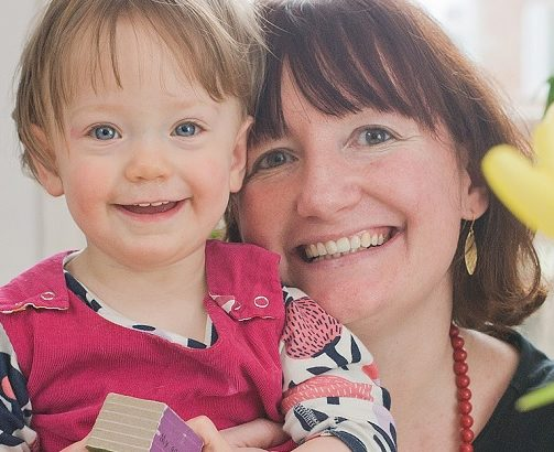 Abigail and Molly - Routes to Parenthood - Choosing to become a single mum