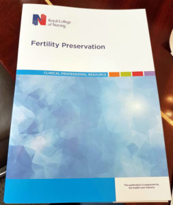 Royal College of Nursing Fertility Preservation