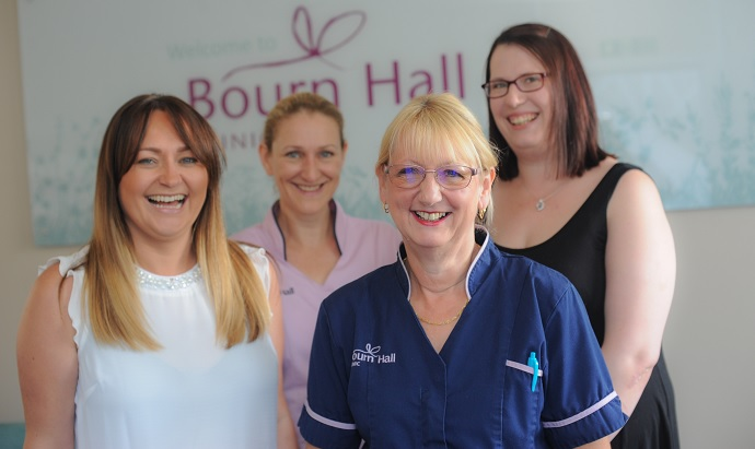 Bourn Hall King's Lynn celebrates 2nd birthday and success of integrated fertility service