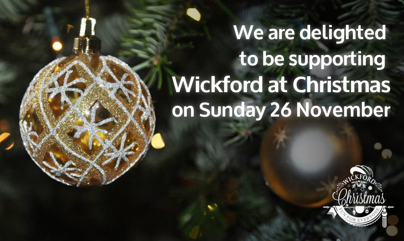 Bourn Hall supporting Wickford at Christmas