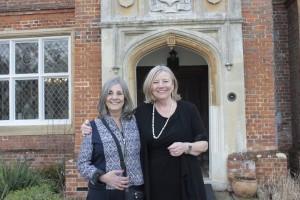 Pioneering IVF patient returns to Bourn Hall