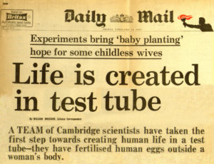 Daily Mail, February 14th 1969