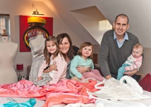 IVF hat trick for cancer survivor
