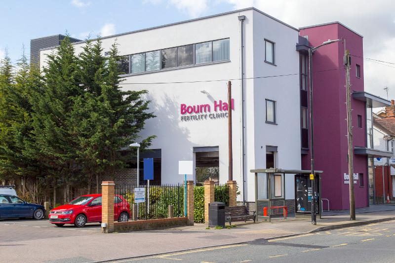 Bourn Hall's new full-service fertility clinic at Wickford
