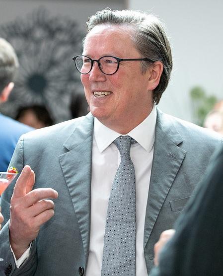 Mike Macnamee, Bourn Hall CEO