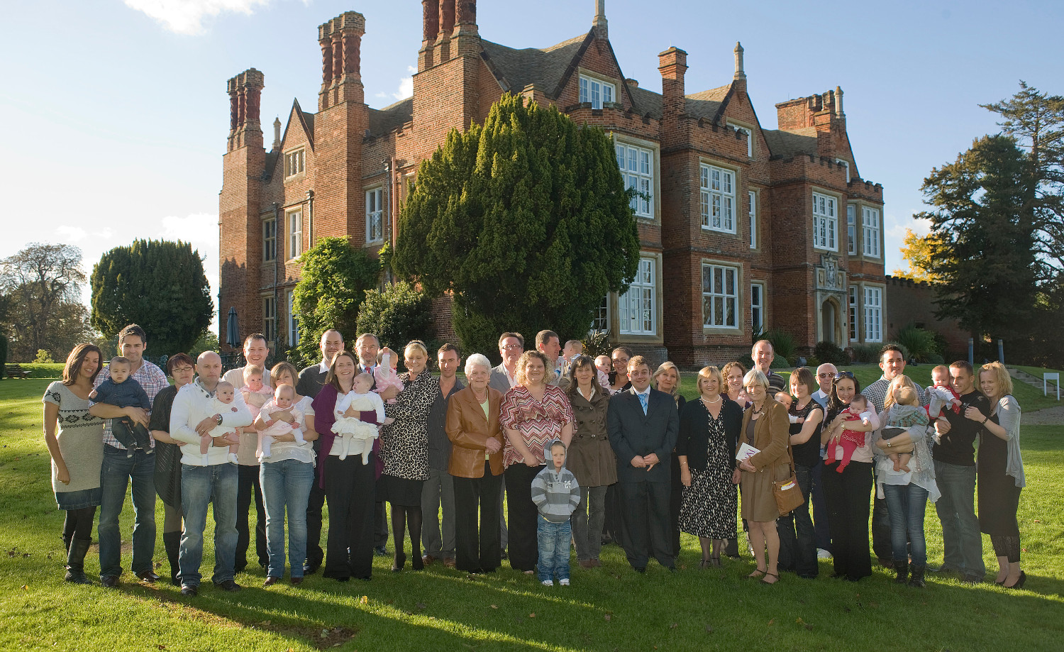The 2010 Bourn Hall Tea Party