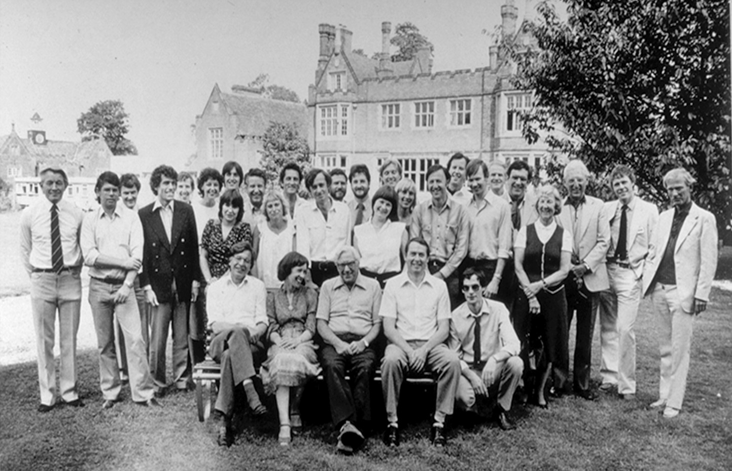 The first IVF conference was held at Bourn Hall in 1981