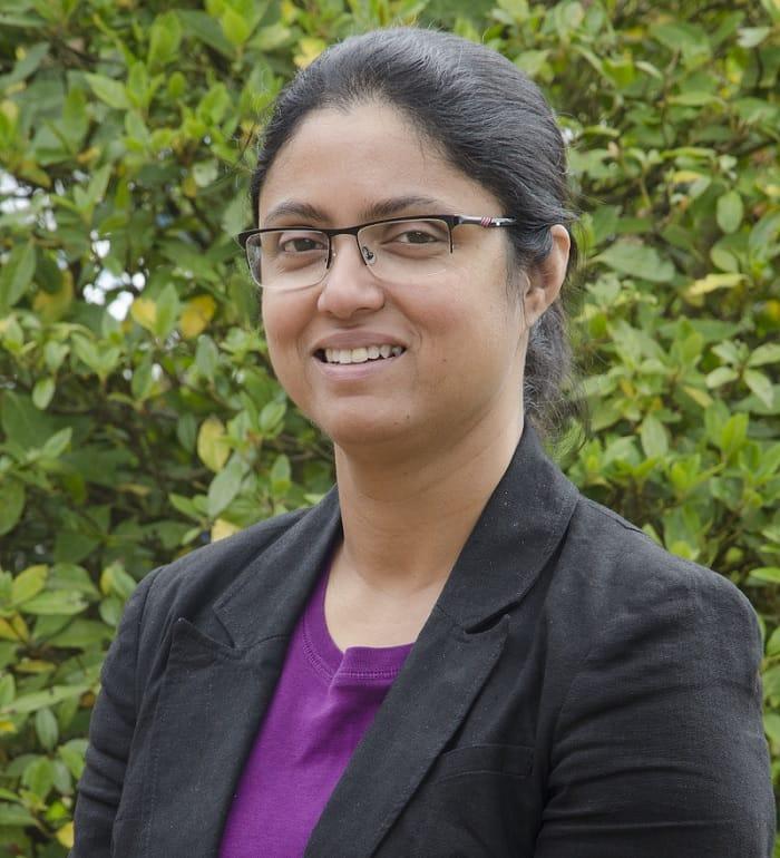 Dr Arpita Ray