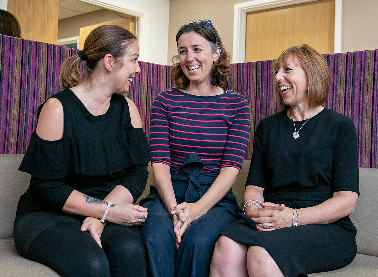 Bourn Hall Wickford's complementary therapists