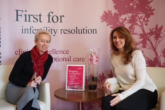 Bourn Hall's independent counsellors will be at the Fertility Fayre