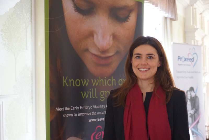 Kate Morley, Senior Embryologist