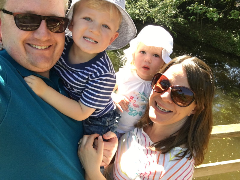Chelmsford mum welcomed IVF baby - and then had 'a little extra'