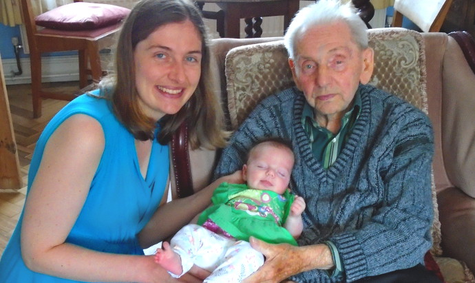 Norfolk mum offers a message of hope to others struggling with infertility this Christmas