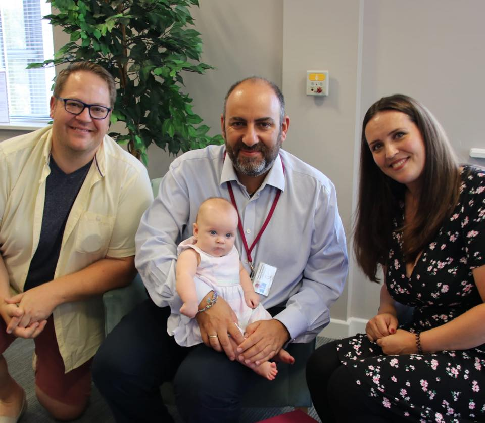 From Hannah Schmorg - IVF treatment in Norwich