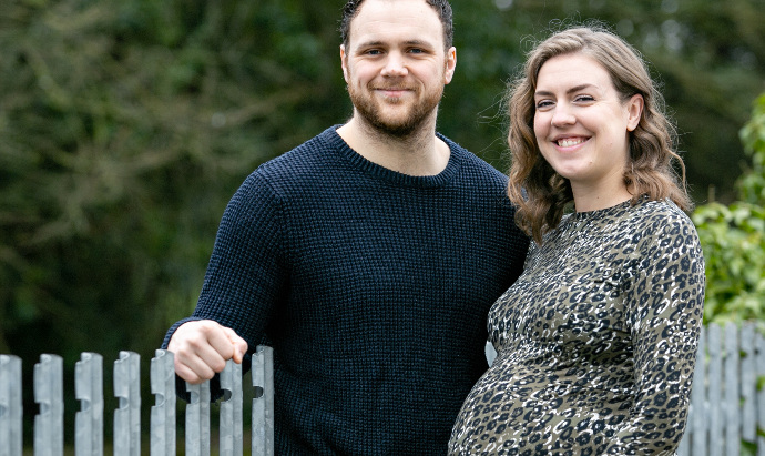 Embryo freezing gives couple more chances after IVF Essex success