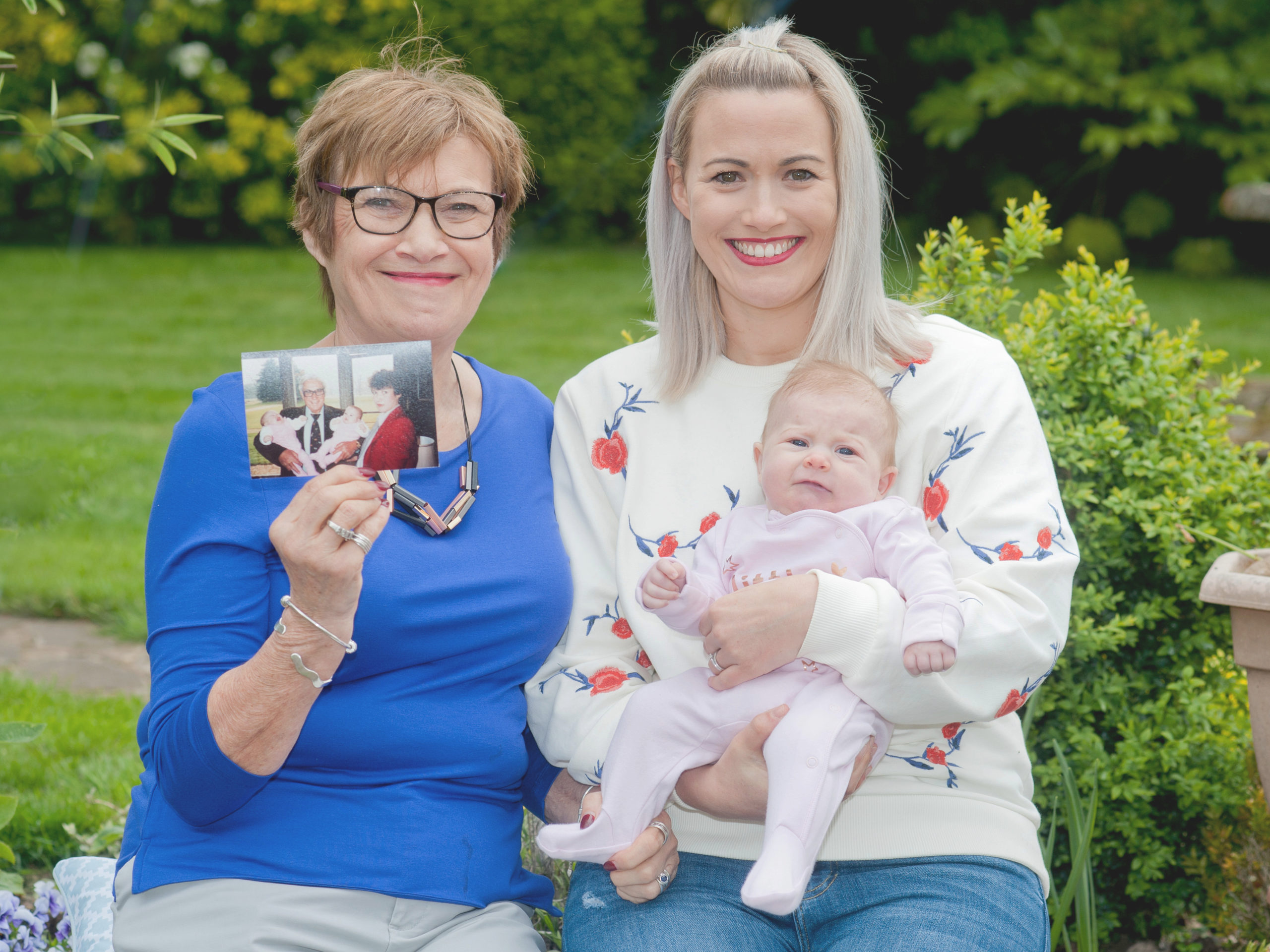 Two generations of IVF babies