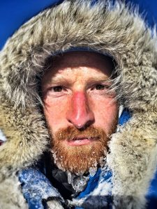 Jamie Facer-Childs on his Antarctic expedition