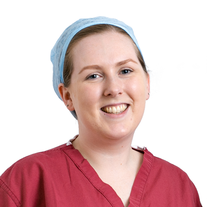 Rebecca Oakley, embryologist at Bourn Hall Clinic in Wickford