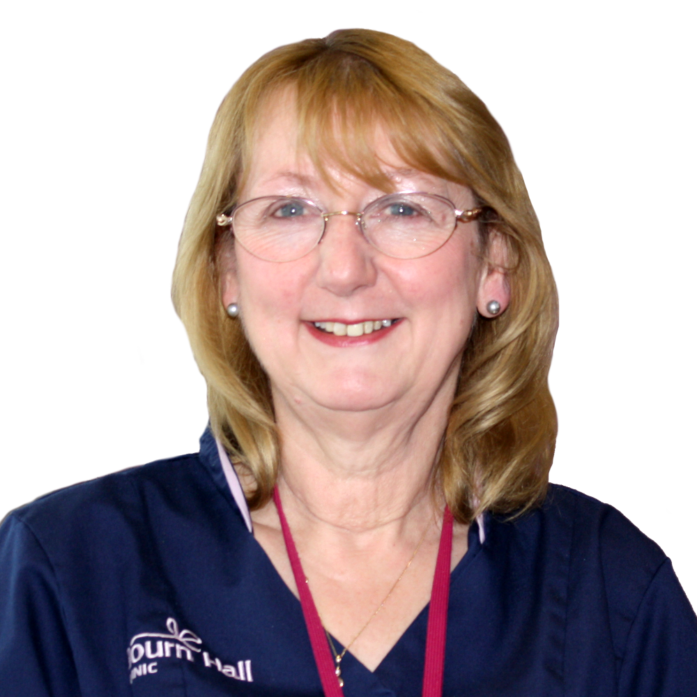 Carol Steel, Lead Specialist Fertility Nurse