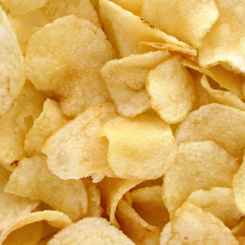 Crisps - hankering for salt could be attributed to stress