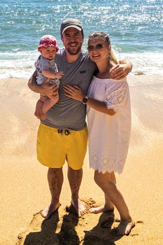 Laura, Matt and Elle (blog) 2