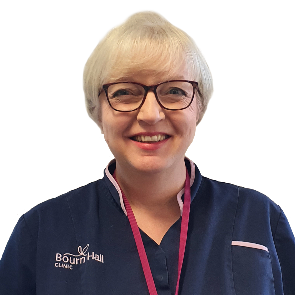 Kathryn Rayner, Senior Fertility Nurse Specialist