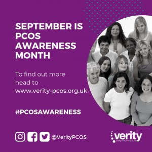 PCOS Awareness month 2020