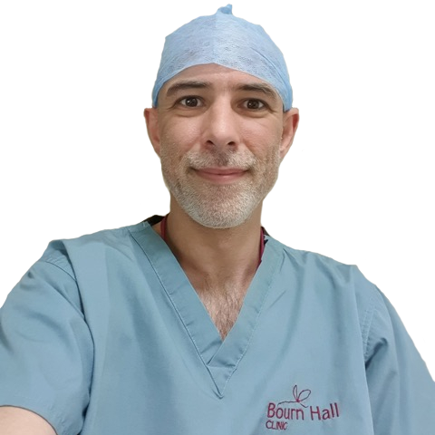 Tom Horton, Operating Department Practitioner at Bourn Hall