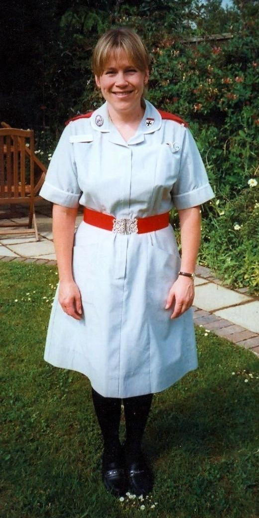 Julie in 2003