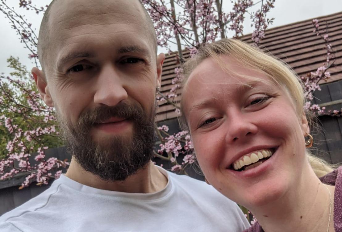Kirsty and Dan fertility diagnosis