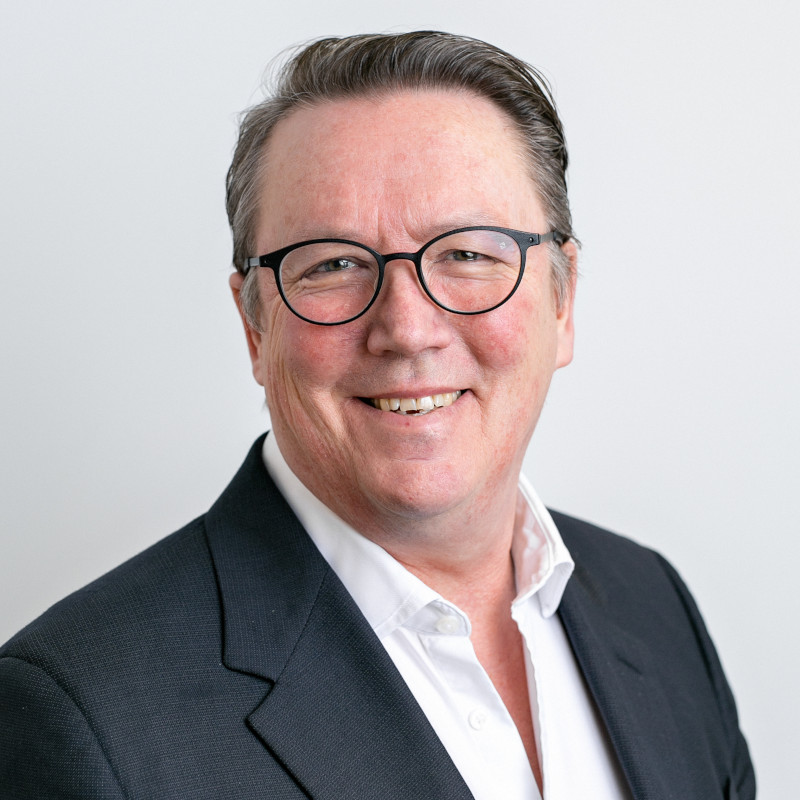 Mike Macnamee, CEO of Bourn Hall