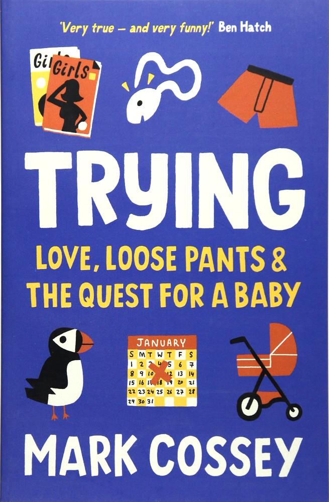 Trying - Mark Cossey