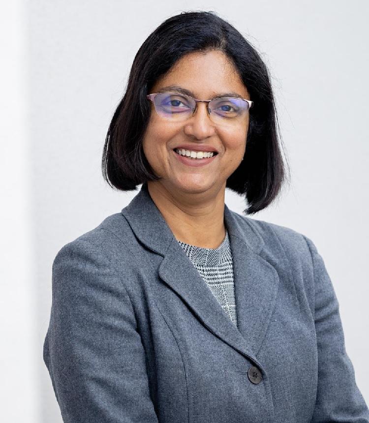 Dr Arpita Ray, Regional Lead Consultant at Bourn Hall's Essex clinics